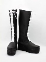 Hitman Reborn Colonnello Black Cosplay Boots