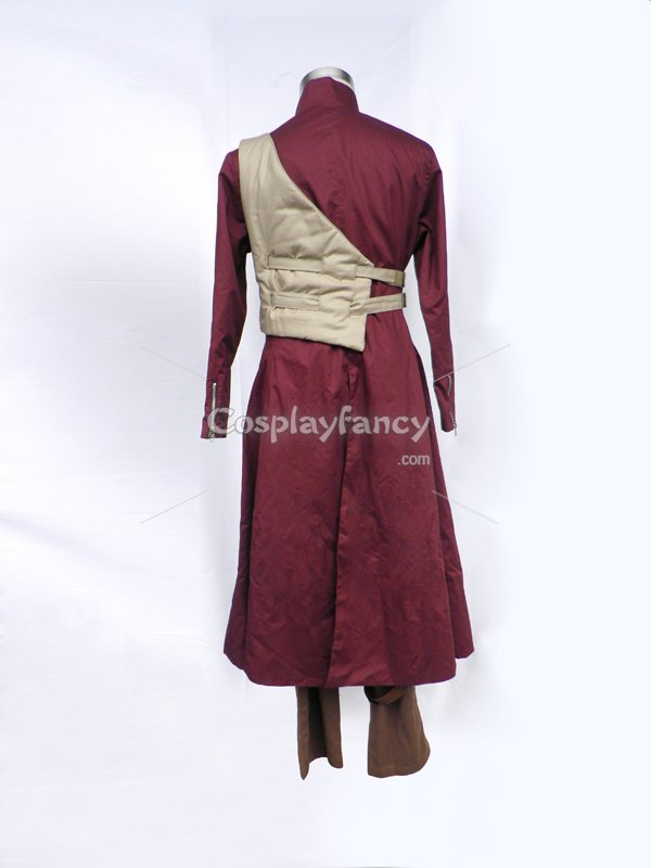 Naruto Cosplay Gaara the Kazekage 6th Uniform Cosplay Costume