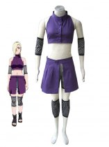 Naruto Cosplay Ino Yamanaka Teenager Uniform Cosplay Costume