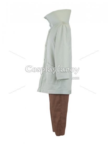 Naruto Cosplay Shino Aburame Part 1 Uniform Cosplay Costume - Click Image to Close