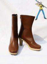 One Piece Cosplay Trafalgar Law Short Boots