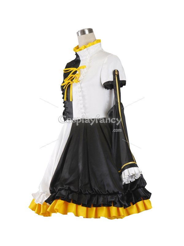 Rin Kagamine 1st Performance Uniform Cosplay Costume