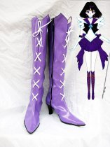 Sailor Moon Tomoe Hotaru / Sailor Saturn Cosplay Boots