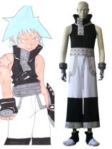 Soul Eater Cosplay Black Star Cosplay Costume