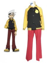 Soul Eater Cosplay Soul Cosplay Costume