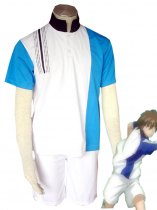 The Prince Of Tennis Cosplay HYotei Academy Summer Uniform Cosplay Costume