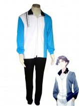 The Prince Of Tennis Cosplay HYotei Academy Winter Cloth Cosplay Costume