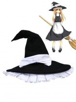 Touhou Project Cosplay Wizard Sorecerer Cosplay Hat/Cap