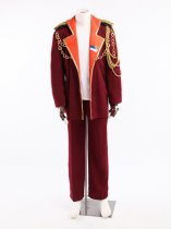 Uta no Prince-sama Ren Jinguji Cosplay Costume Military Uniform