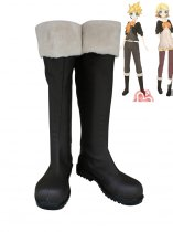Vocaloid Kagamine Rin & Len Cosplay Boots