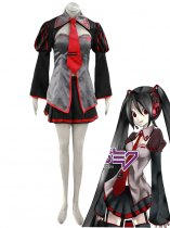 Zatsune Miku Suit Cosplay Costume