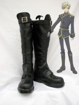 07-GHOST Mikage Cosplay Boots