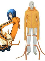 Air Gear Simca Cosplay Akito Cosplay Costume