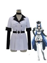 Akame ga Kill! General Esdeath White Cosplay Costume