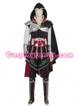 Assassin's Creed Ezio Mens Cosplay Costume