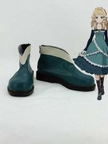 Black Bullet Tina Sprout Cosplay Boots