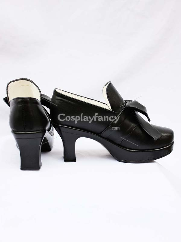 Black Butler Cosplay Ciel Customized Female Cosplay Heels Shoes