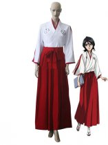 Bleach Shinigami Academy Girl Uniform Cosplay Costume