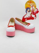 Cardcaptor Sakura Cosplay Sakura Artificial Leather Cosplay Shoes