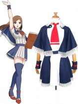 Castlevania Cosplay Charlotte Aulin Costume