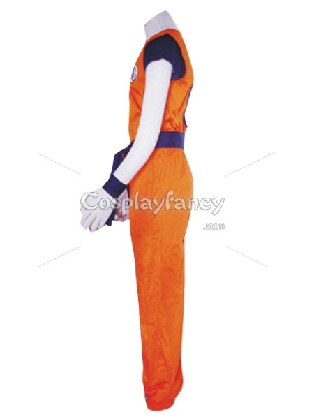 Dragon Ball Cosplay Kame Hame Goku Cosplay Costume