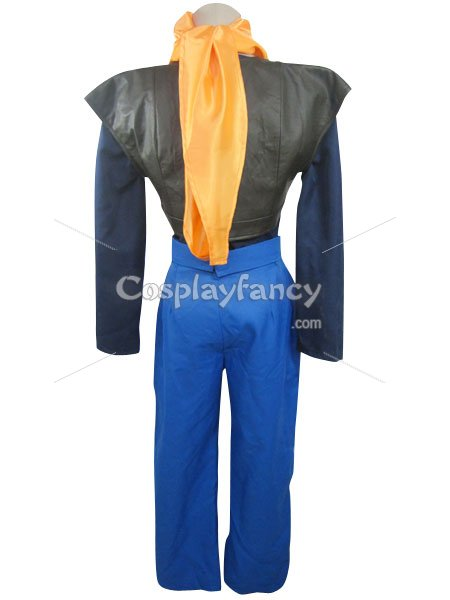Dragon Ball Cosplay Super Android #17 Cosplay Costume