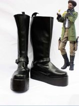 Final Fantasy XIII Cosplay Shoes Sazh Katzroy Cosplay Boots