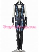 Guardians of the Galaxy Gamora Cosplay Costume
