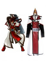 Guilty Gear XX Cosplay Order Sol Badguy Cosplay Costume