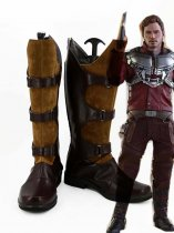 Guardians of the Galaxy Star-Lord Peter Quill Cosplay Boots