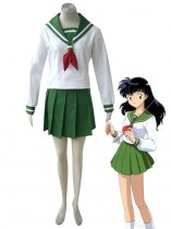 InuYasha Cosplay Kagome Higurashi School Uniform Cosplay Costume