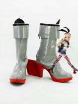 Kantai Collection Fleet Girls Kanmusu Shimakaze Female Cosplay Boots