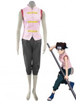 Naruto Cosplay Tenten 1st Uniform Cosplay Costume
