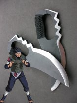 Naruto Cosplay Wood Asuma's Fist Sword
