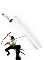 One Piece Cosplay Roronoa Zoro Cosplay Wood Sword
