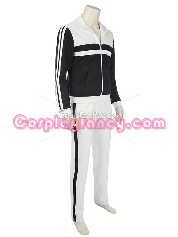 PlayerUnknown's Battlegrounds Cosplay Costume Sportswear Look Suit