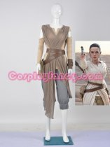 Star Wars Rey Girl Movie Cosplay Costume