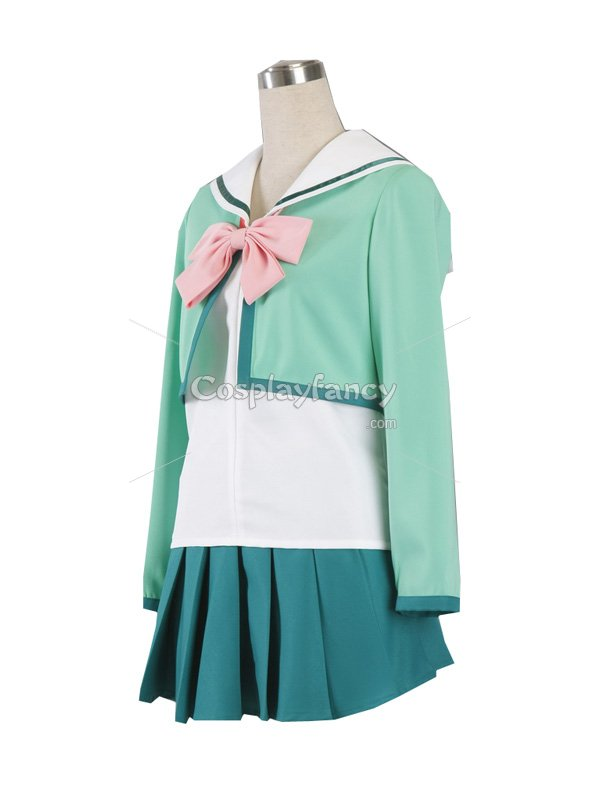 The Prince Of Tennis Cosplay Seishun Academy Girls Winter Uniform Cosplay Costume