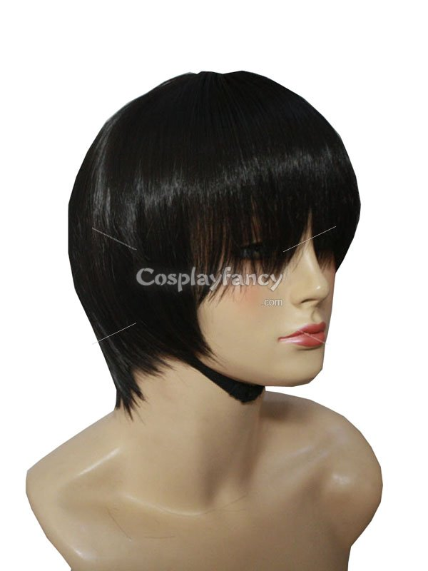 The Prince of Tennis Genichiroh Sanada Cosplay Wig