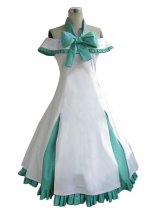 Vocaloid Alice of Human Sacrifice Hatsune Miku Cosplay Costumes
