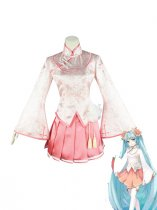 Vocaloid Hatsune Miku Chinese Style Cosplay Costume