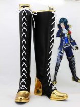 Vocaloid Project Diva F Kaito Cosplay Boots