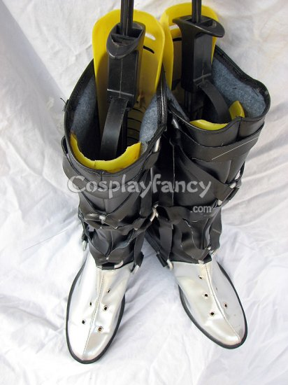 Yu-Gi-Oh! The Duelists of the Roses Cosplay Boots - Click Image to Close