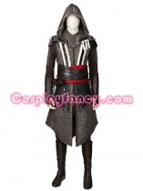 Assassin's Creed Callum Lynch Deluxe Movie Cosplay Costume