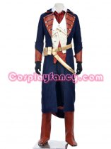Assassin's Creed Unity Arno Victor Dorian Mens Cosplay Costume