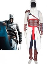 Assassins Creed 2 Cosplay Altair Cool White Cosplay Costume