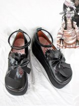 Black Butler Cute Ciel Female Cosplay Shoes Lolita Shoes