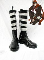 D Gray-Man Lavi Rabi 2nd Cosplay Boots