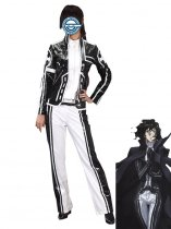 D.Gray-man Cosplay Exorcist Miranda Lotto Second Leather Cosplay Costume