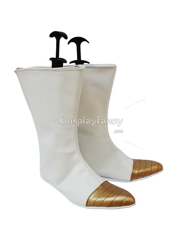 Dragon Ball Cosplay Shoes Vegeta Pointed Toe Boots